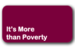 more than poverty new button