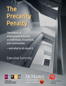 precarity penalty summary cover